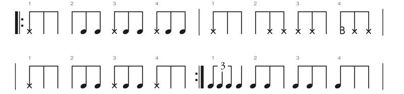 Djembenoten_Rhythmus_Gidamba_Somba-Koro_Djembe-Solo-1 bei www.klang-bild.co.at