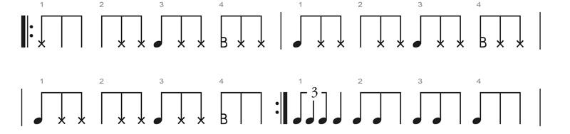 Djembenoten_Rhythmus_Gidamba_Somba-Koro_Djembe-Solo-2 bei www.klang-bild.co.at