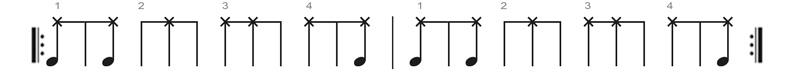 Djembenoten_Rhythmus_Gidamba_Somba-Koro_Dundunba bei www.klang-bild.co.at