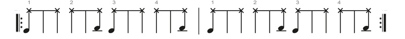 Djembenoten_Rhythmus_Gidamba_Somba-Koro_Sangban bei www.klang-bild.co.at