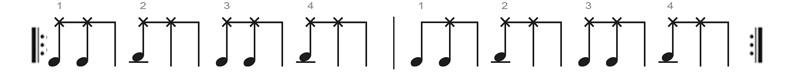 Djembenoten_Rhythmus_Kakilambe_Kenkeni bei www.klang-bild.co.at