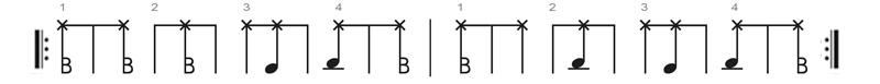Djembenoten_Rhythmus_Kakilambe_Sangban-Dundunba-Kombi bei www.klang-bild.co.at