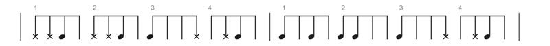 Djembenoten_Rhythmus_Kpatsa_Kpanlogo-Master-Variation bei www.klang-bild.co.at