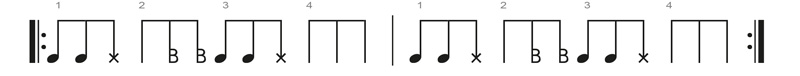 Djembenoten_Rhythmus_Soli Rapid_Djembe-Solo-Basis-Var.2n bei www.klang-bild.co.at