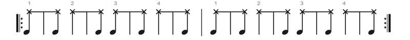 Djembenoten_Rhythmus_Kene-Foli_Kenkeni bei www.klang-bild.co.at